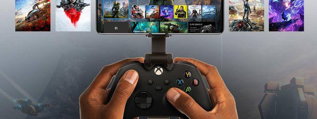 App Xbox, da oggi si può giocare in streaming su iPhone