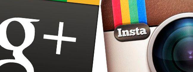 Instagram: come importare le foto su Google+