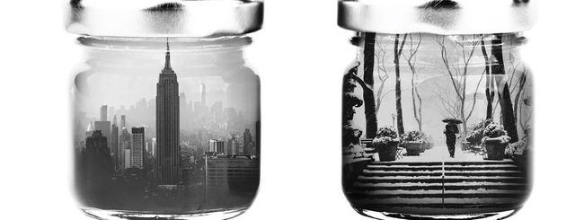 La doppia esposizione in Snapseed