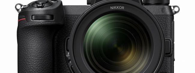 I nuovi firmware per Nikon Z6 e Z7 arriveranno il 16 maggio
