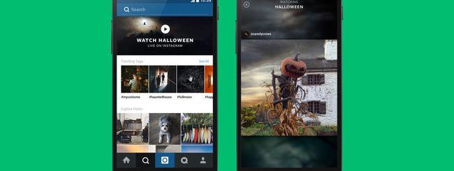Instagram lancia un canale video