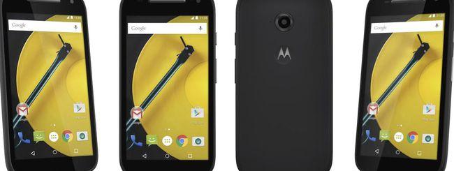 Motorola Moto E, versione 2016 in arrivo?