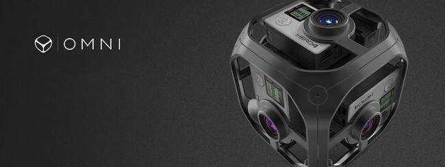 GoPro Omni in vendita da agosto a 5.399 euro