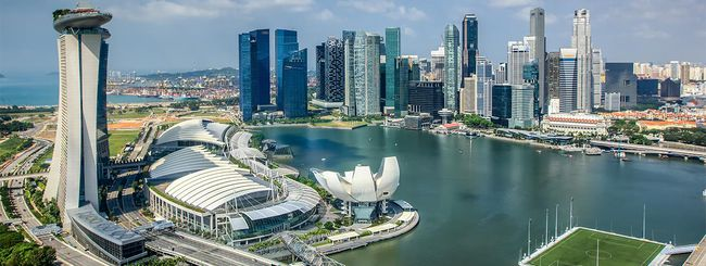 Android Pay in Asia: si parte da Singapore
