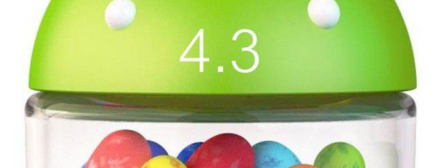 Google presenta Android 4.3 Jelly Bean