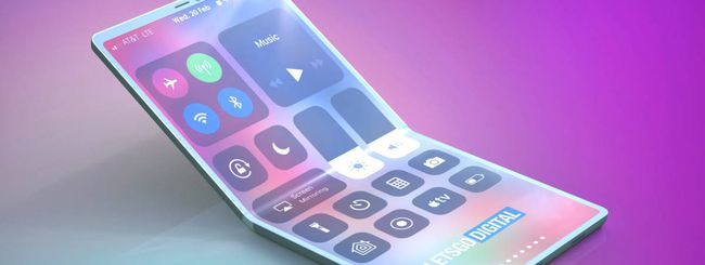 iPhone pieghevole: Apple fa sul serio