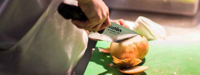 Stampanti 3D e coltelli da chef