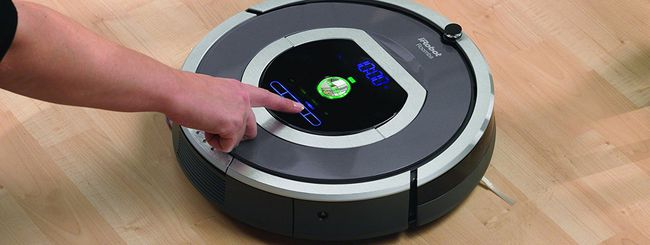 Cyber Monday Amazon, iRobot Roomba 782e in saldo