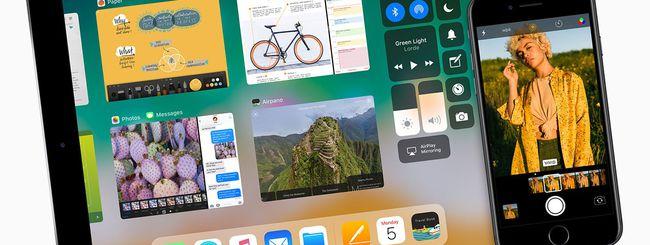 iOS 11 e tvOS 11 arrivano oggi: come aggiornare
