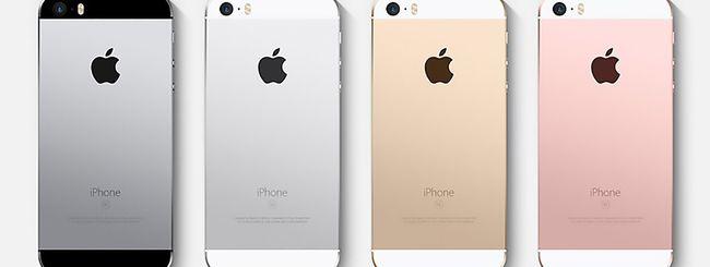 iPhone SE, rinnovo ad agosto?
