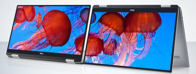 IFA 2018: Dell XPS 13 2-in-1 e Inspiron 2-in-1