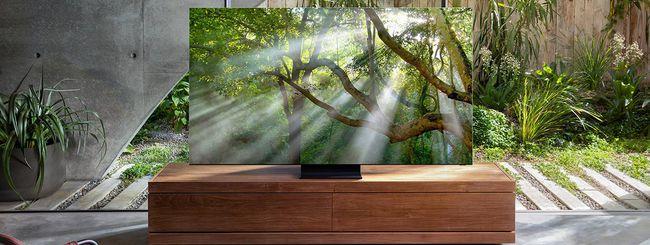 Samsung TV: presentata la gamma 8K anche in Europa