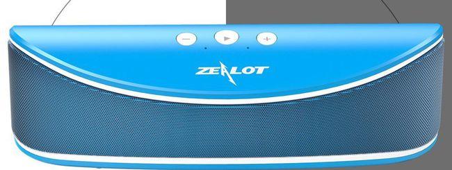 Zealot S2, casse portatili senza fili a meno di 10€