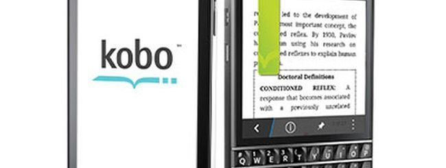 Kobo rilascia l'app gratuita per BlackBerry 10