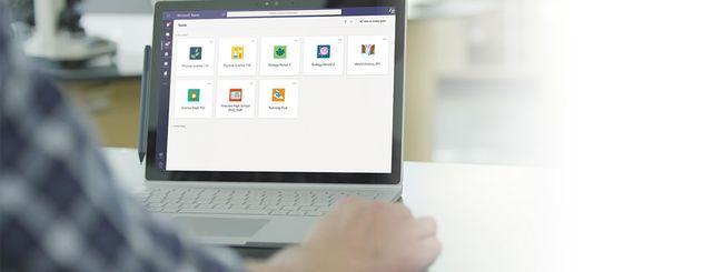 Microsoft Teams, 115 milioni di utenti attivi al giorno