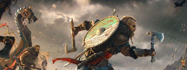 Assassin's Creed Valhalla: utenti perdono i salvataggi