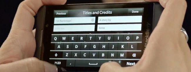 BlackBerry 10, ecco gli smartphone Z10 e Q10