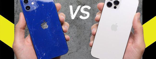 iPhone 12: display molto più resistente di iPhone 11
