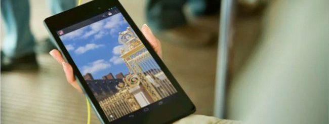 Google presenta il nuovo Nexus 7: ha Android 4.3