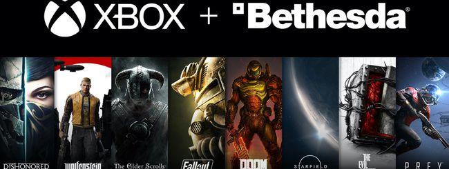 Ufficiale: Bethesda Softworks è definitivamente di Microsoft