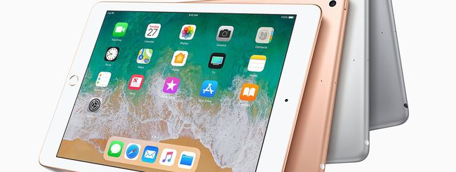 iPad 2019: in autunno con display 10.2 pollici