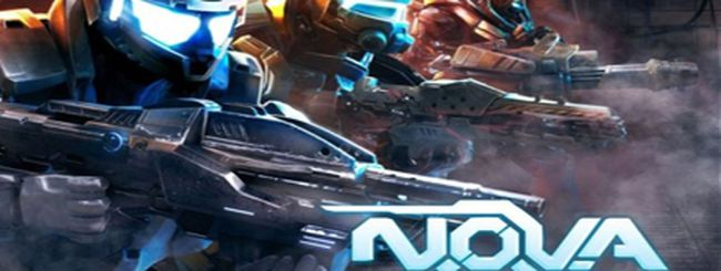 Gameloft annuncia NOVA Elite per iPhone e iPad