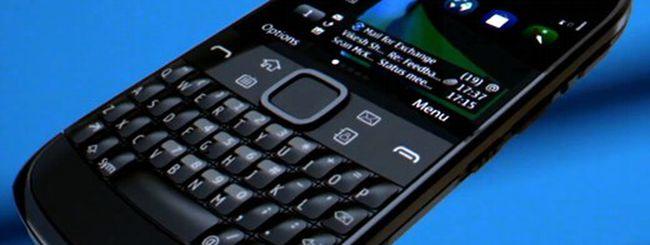 Nokia E6, smartphone pensato per il business