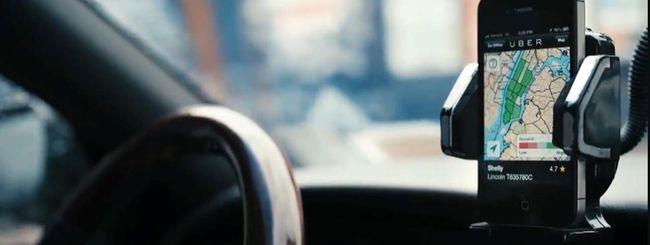Uber: multe a Genova per il ride sharing