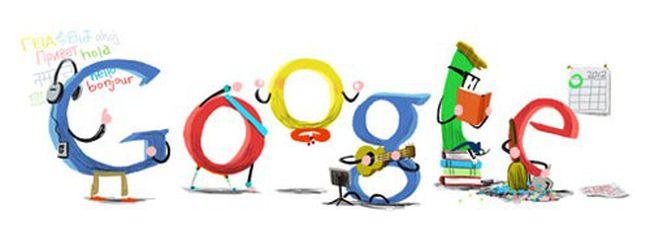 Google: i doodle più belli del 2011