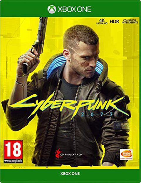 CYBERPUNK 2077 D1 Edition e STEELBOOK (Xbox One)