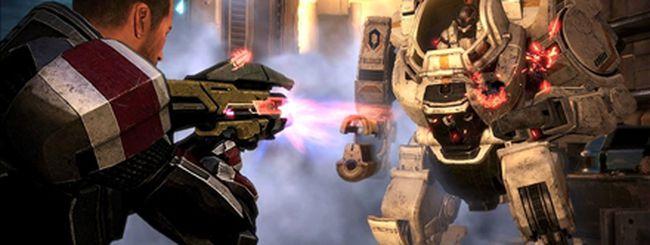 Mass Effect 3: EA conferma l'Online Pass