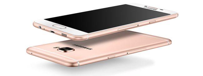 Samsung Galaxy C7 Pro in arrivo a dicembre