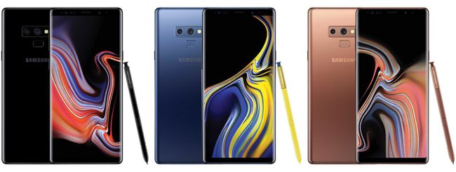 Galaxy Note 9, Samsung pubblica tre video teaser