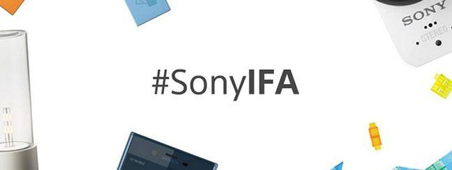 Sony annuncerà tre nuovi Xperia all'IFA 2017?