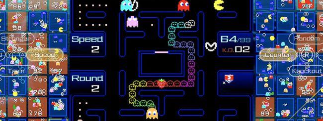 Pac-Man 99 sbarca su Nintendo Switch Online