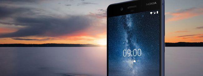 Nokia 8 riceve l'aggiornamento ad Android 9 Pie