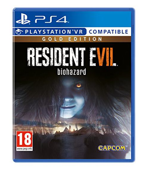 Resident Evil 7 (Gold Edition) - PlayStation 4