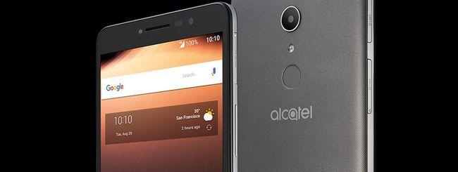 Il phablet Alcatel A3 XL arriva in Italia