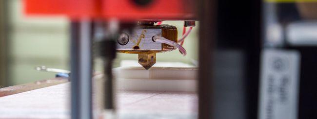 Stampa 3D volumetrica crea oggetti in pochi minuti