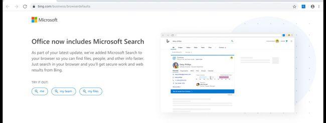 Office 365, Microsoft installerà Bing in Chrome