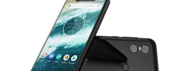 Motorola One, ecco Android 9 Pie