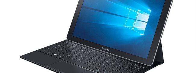 CES 2016: Samsung Galaxy TabPro S con Windows 10