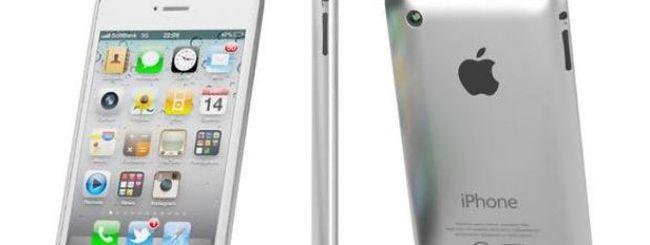 iPhone 5: Nuovo design e nuova antenna ?