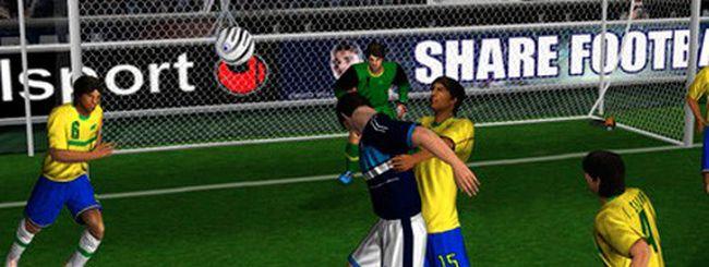 Real Football 2012, il calcio secondo Gameloft per iOS