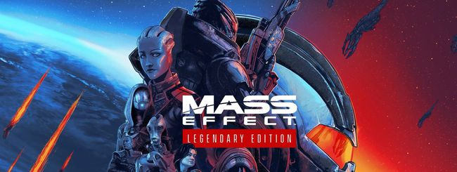 La trilogia di Mass Effect arriverà su PS5 e Xbox Series X