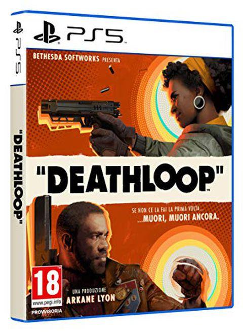 Deathloop - Esclusiva Amazon.it (con Poster in Metallo) - Playstation 5