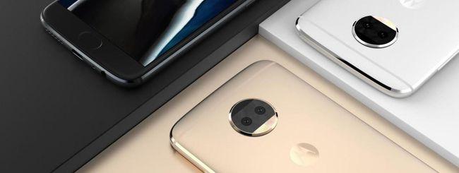 Moto G5S Plus, telaio in metallo e dual camera