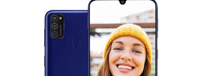 Samsung Galaxy M21 in sconto per il Prime Day 2020