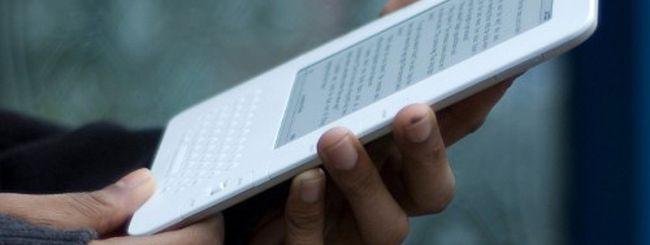 Kindle, come abilitare il tethering