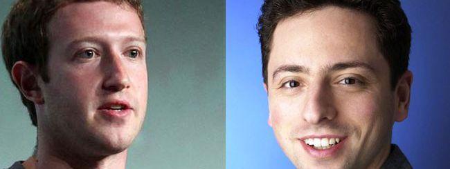 Zuckerberg e Brin insieme per la ricerca medica